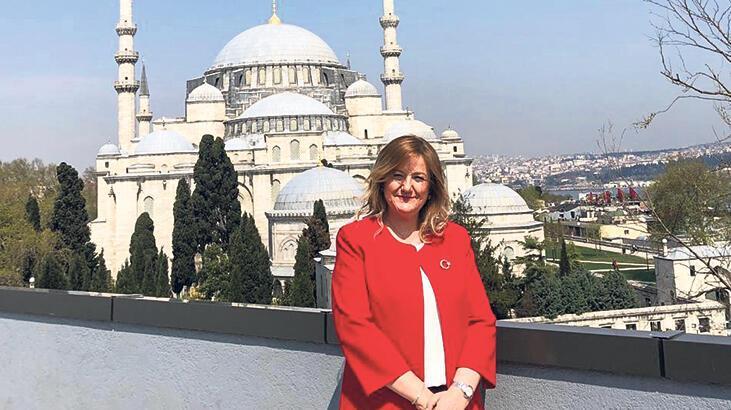 İlk kadın kaymakam artık İstanbul Vali Yardımcısı