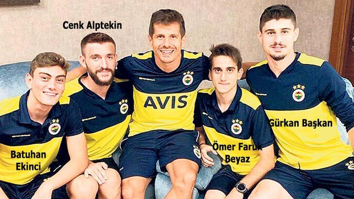 Fenerbahçe, Gürkan Başkan ve Cenk Alptekin'i riske atmadı!