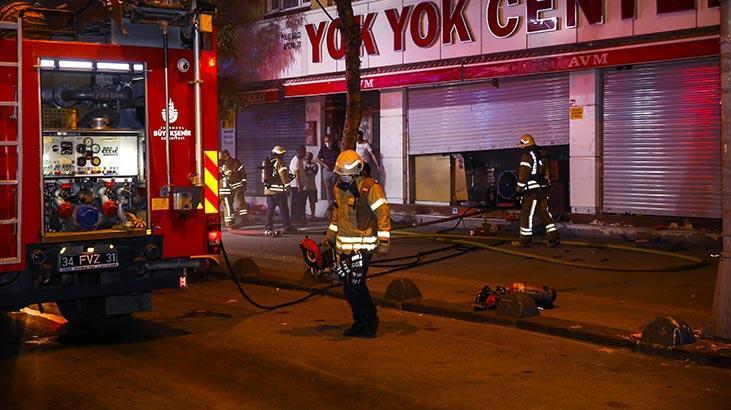 İstanbul'da hareketli gece! Birçok yerde aynı anda yangın çıktı