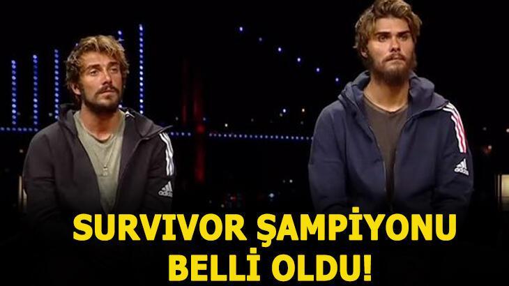 Survivor şampiyonu kim oldu, birincinin ödülü ne? Survivor 1.si 2020, birinci ne kadar para kazandı?