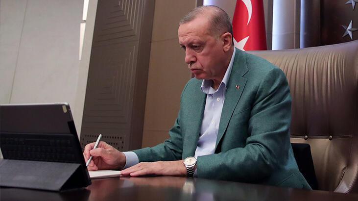 Son dakika...Cumhurbaşkanı Erdoğan yazdı: Gardımızı indirmeyeceğiz!