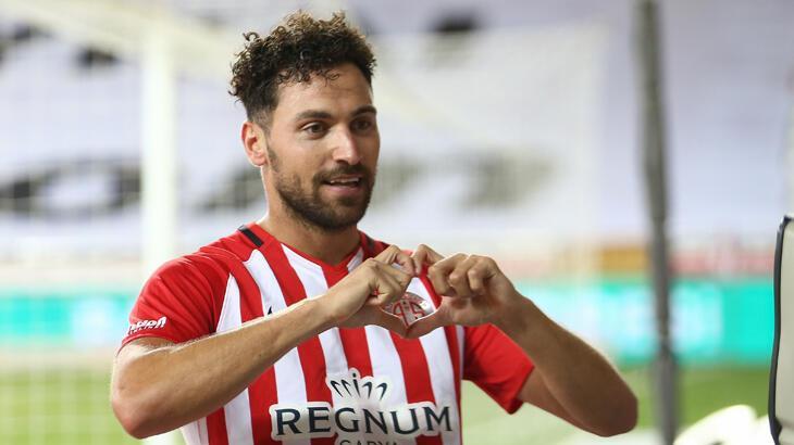 Son dakika transfer haberleri | Sinan Gümüş transferinde engel Antalyaspor