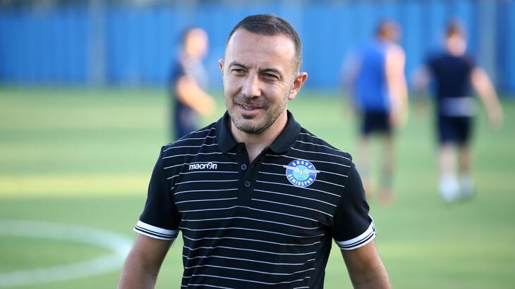 Adana Demirspor'da hedef doğrudan Süper Lig