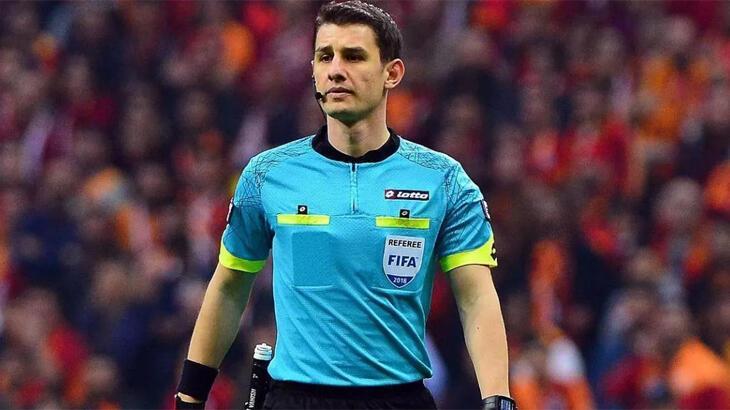 Son dakika | Beşiktaş - Fenerbahçe derbisi Halil Umut Meler'in