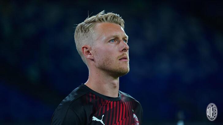 Son dakika | Milan, Simon Kjaer ile 2022'ye kadar sözleşme imzaladı