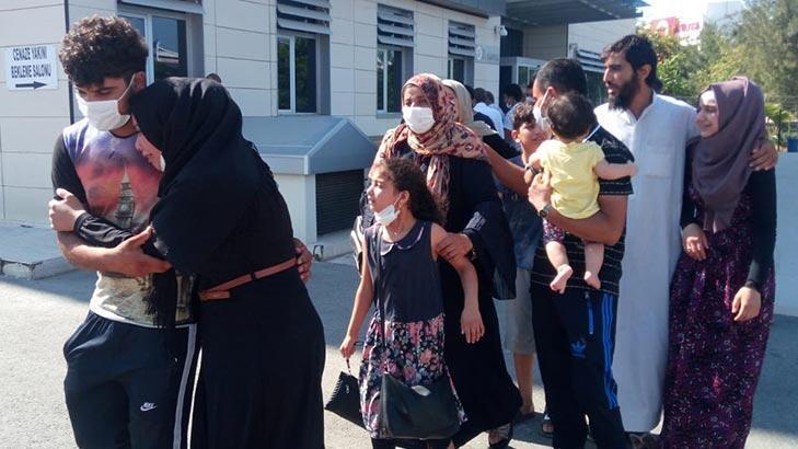 Elektrik akımına kapılan Suriyeli işçi öldü! Yakınları gözyaşlarına boğuldu