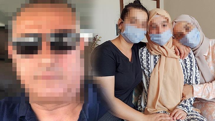 Tacizci babanın yargılandığı dava öncesi kavga çıkmıştı! 5 kişi serbest kaldı