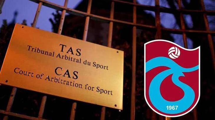 Trabzonspor CAS'ta umutlu