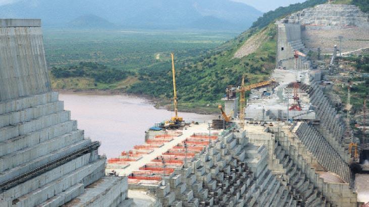 Mısır, Hedasi Barajı'nın doldurulmasıyla ilgili Etiyopya'dan acil açıklama istedi