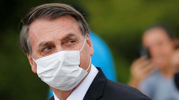 Son dakika... Bolsonaro'nun ikinci corona virüs testi de pozitif çıktı