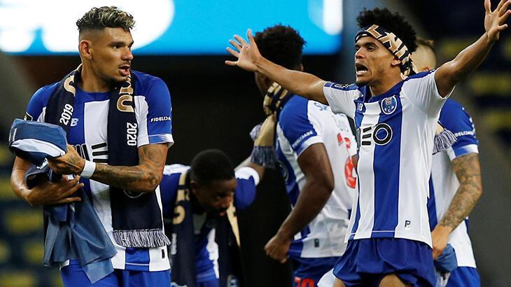 Porto 29. şampiyonluğunu ilan etti!