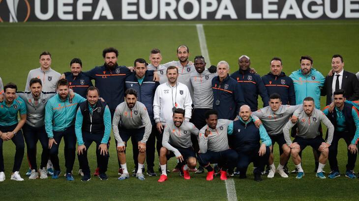 Başakşehir'de 23 futbolcu Süper Lig'de ilk şampiyonluğuna yakın