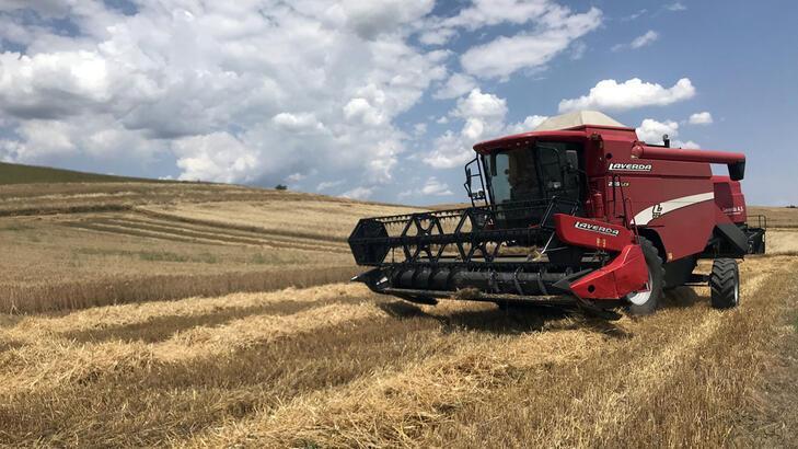 Biçerdöver denetimleri yılda 30 bin ton buğday kaybını önlüyor