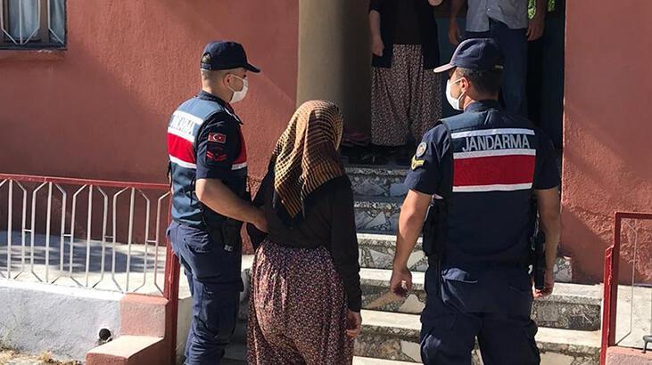 İzmir'de kayıp alzaymır hastası kadını jandarma buldu