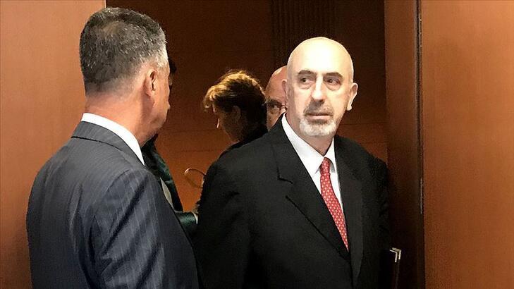 ABD İstanbul Başkonsolosluğu görevlisi Nazmi Mete Cantürk'ün davasında mütalaa