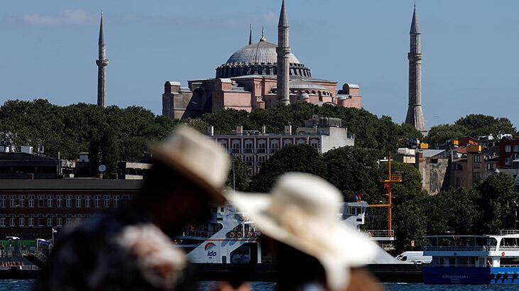 Son dakika... Peskov: Ayasofya'nın statüsünün değiştirilmesi Rus-Türk ilişkilerini etkilemez