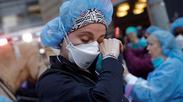 Son dakika... ABD'de rekor artış: 24 saatte 77 bin koronavirüs vakası!