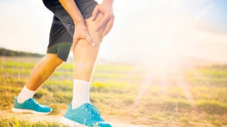 Bacaklardaki ağrıyı  gözardı etmeyin!