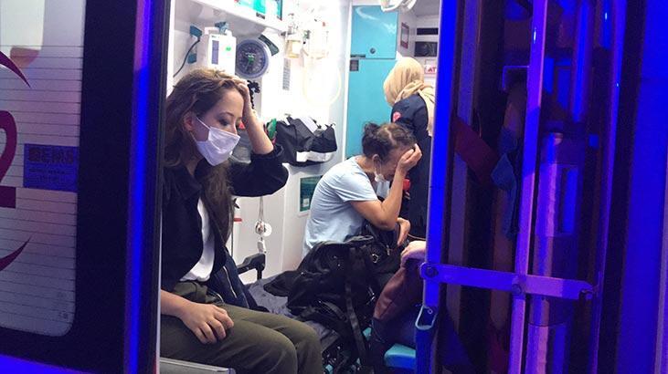 Gece yarısı hareketli dakikalar: 9 kişi yaralandı