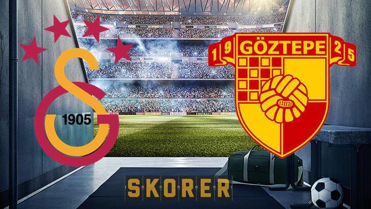 Galatasaray Göztepe maçı ne zaman, saat kaçta, hangi kanalda?