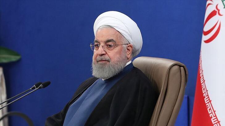 Ruhani: 35 milyon İranlı daha koronavirüse yakalanabilir!