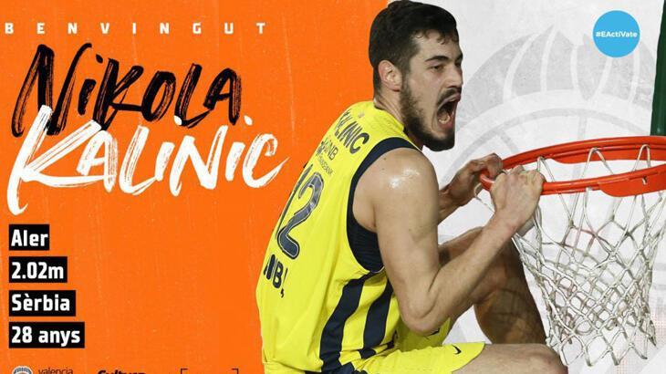Son dakika haberler -  Nikola Kalinic resmen Fenerbahçe Beko'dan ayrıldı