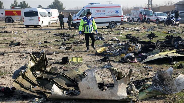 İran'ın düşürdüğü yolcu uçağının karakutusu Fransa'ya gönderildi!
