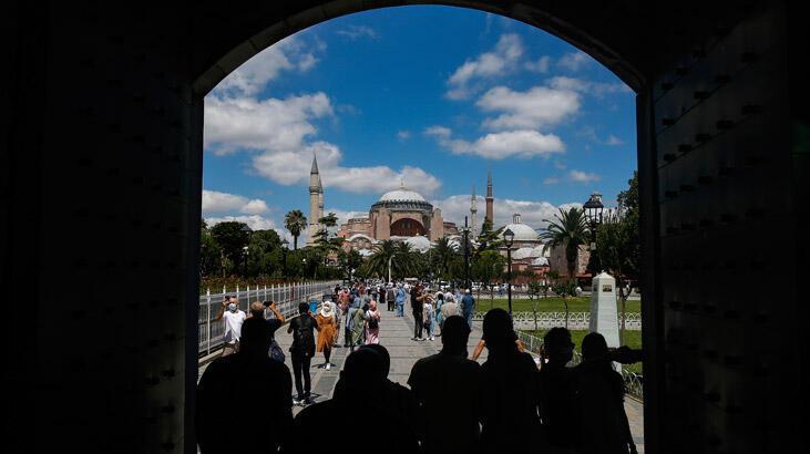 Ayasofya Yunanistan'ı çıldırttı! 'Bizans'ın ikinci çöküşü...'