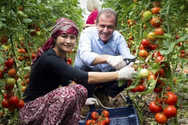 Seçer: Kadın üreticileri desteklemeye devam edeceğiz