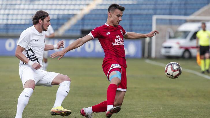 Son dakika | Osmanlıspor TFF 1. Lig'e veda etti