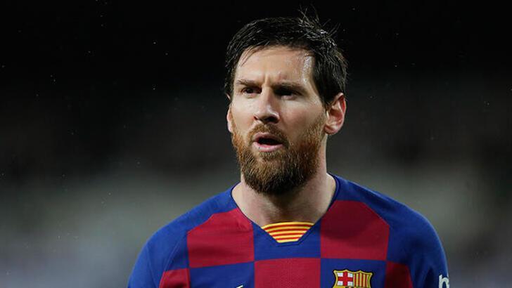 Lionel Messi 6 kez La Liga'da gol kralı oldu!