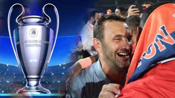 Son dakika | İşte Başakşehir'in Şampiyonlar Ligi'ndeki muhtemel rakipleri
