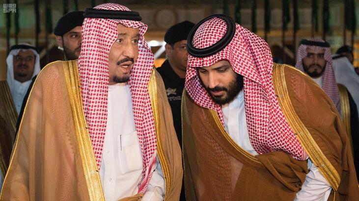 Son dakika... Dünya şokta! Suudi Arabistan Kralı Selman hastaneye kaldırıldı