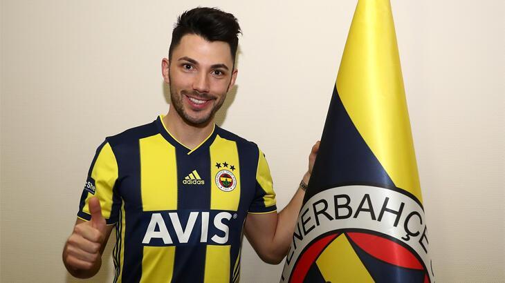 Fenerbahçe transfer haberleri   Tolgay Arslan Bundesliga'ya dönüyor! Az önce duyurdular...
