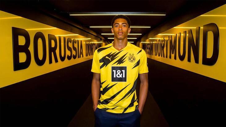 Transfer haberleri | Borussia Dortmund, Bellingham'ı transfer etti