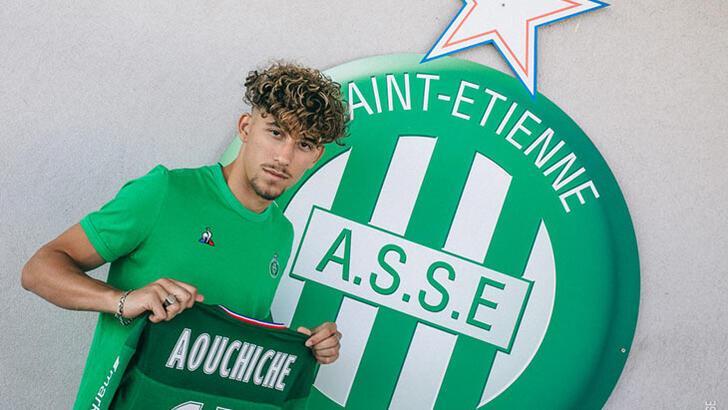 Saint Etienne, 18 yaşındaki Adil Aouchiche'i transfer etti