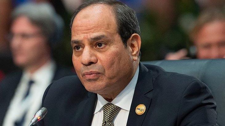 Son dakika... Mısır'da Sisi'ye 'Libya'ya müdahale' yetkisi! Trump'tan kritik görüşme...