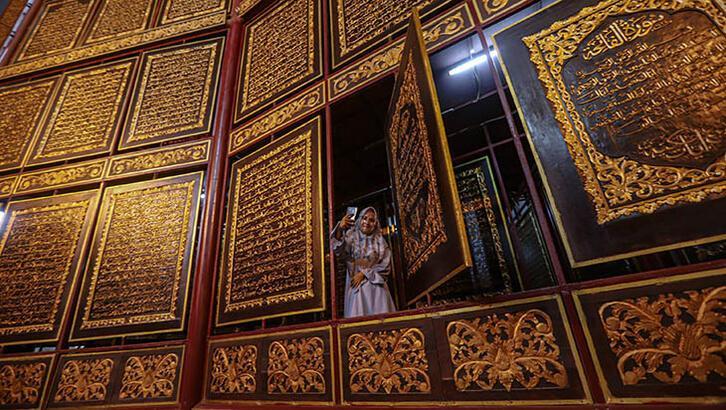 Endonezya'da müzeler açıldı