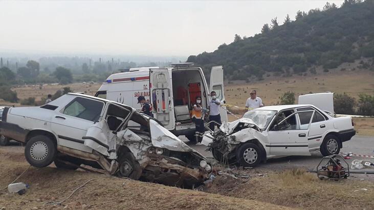 Adana'da trafik kazası: 1 ölü, 4 yaralı
