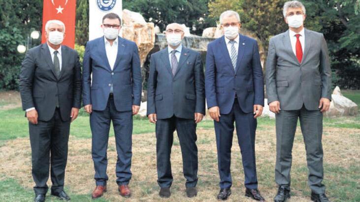 İzmir için birleştiler