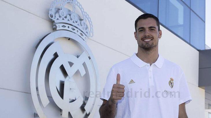 Real Madrid, İspanyol basketbolcu Alberto Abalde'yi transfer etti