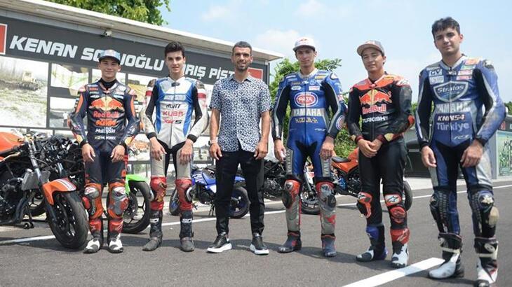 Milli motosikletçiler İspanya'da iki farklı yarışta Türkiye'yi temsil edecek