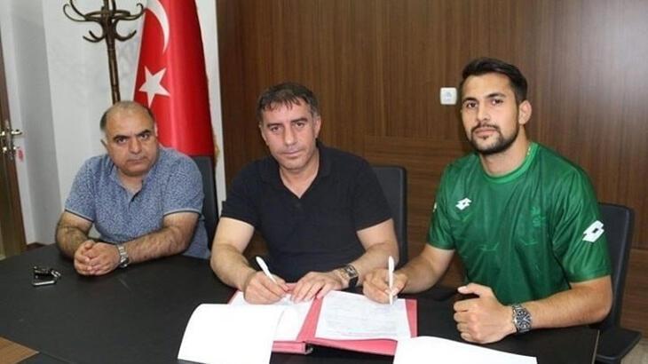 Sivas Belediyespor, Furkan Işık'ı kadrosuna kattı