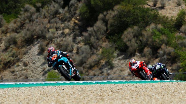 MotoGP'de heyecan yine İspanya'da yaşanacak