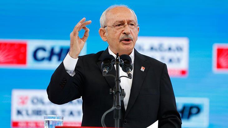 CHP'de kurultay heyecanı! Kılıçdaroğlu: Önümüzdeki ilk seçimde dostlarımızla birlikte iktidar olacağız