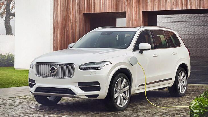 Volvo'nun hibrit satışları yüzde 80 arttı