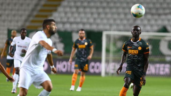 Konyaspor - Alanyaspor: 2-3