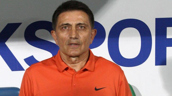 """Çaykur Rizespor Teknik Sorumlusu Mehmet Ali Karaca: - """"Ligde kaldık ama buruk bir mutluluk oldu"""""""