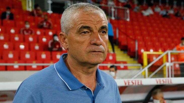 Demir Grup Sivasspor Teknik Direktörü Rıza Çalımbay: Ligi daha iyi bir yerde de bitirebilirdik