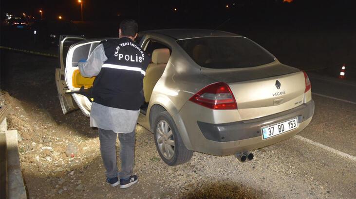 Taşköprü Belediye Başkanı Çatal'ın bulunduğu eve silahla ateş açıldı